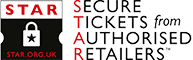 The Society of Ticket Agents and Retailers Logo